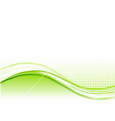 wavy green background vector - photo #36